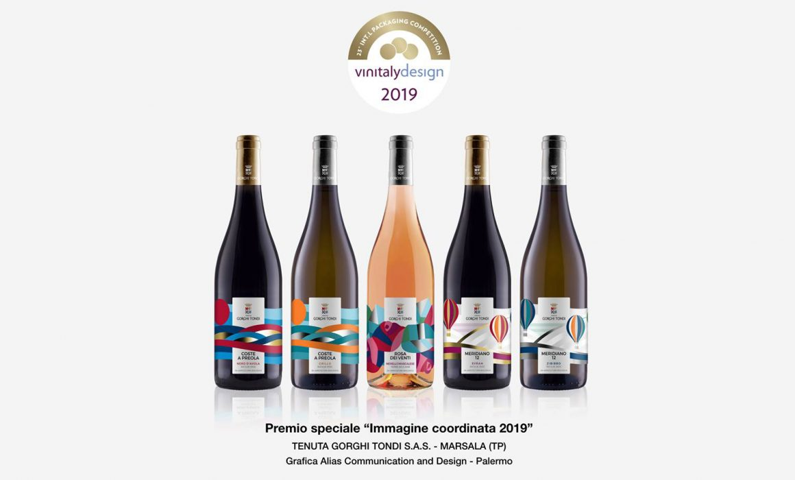 Packaging permio speciale immagine coordinata 2019