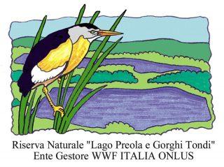 Il logo della Riserva Naturale